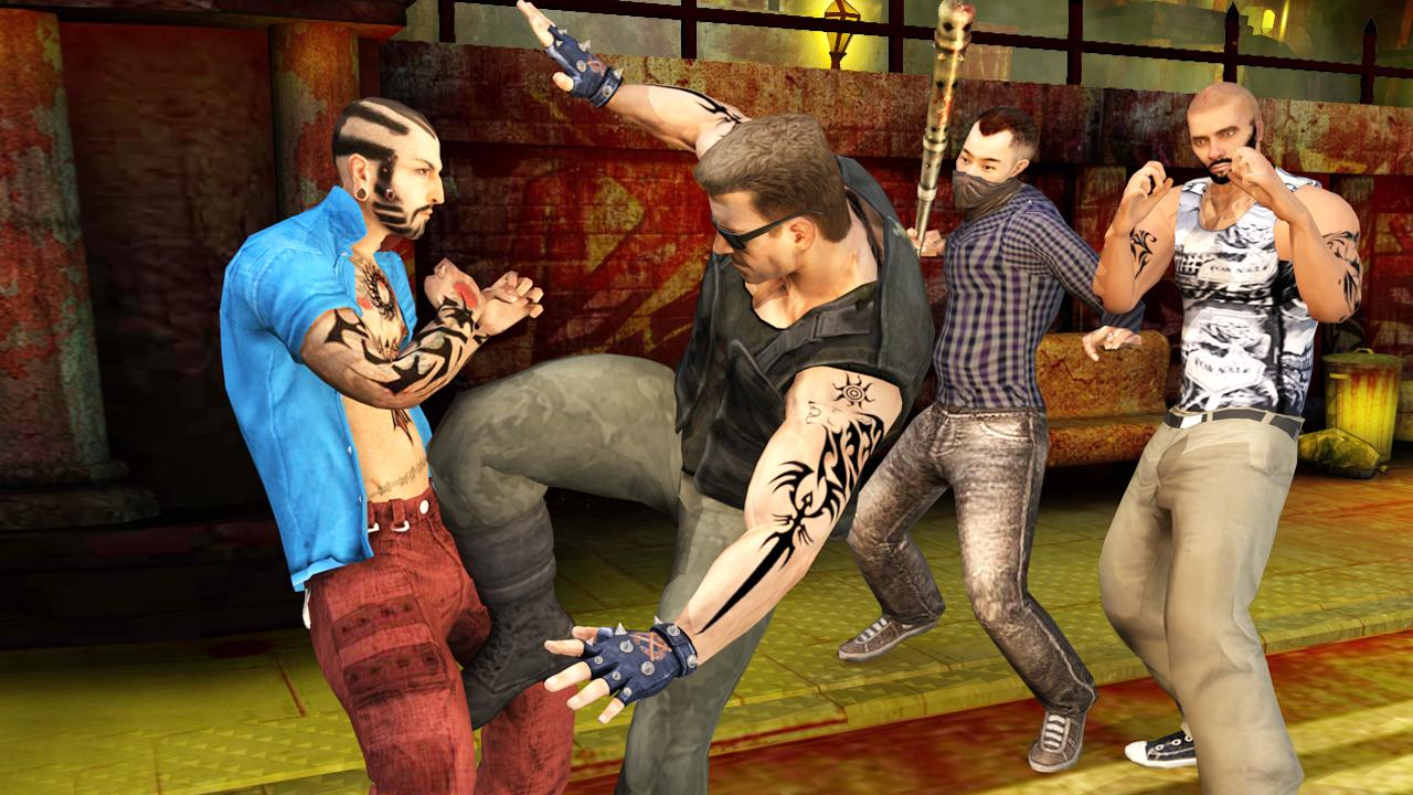 Fight Club - Fighting Games Screenshot 4