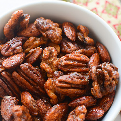 Paleo Candied Nuts