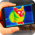 Thermal vision camera effects APK for Bluestacks