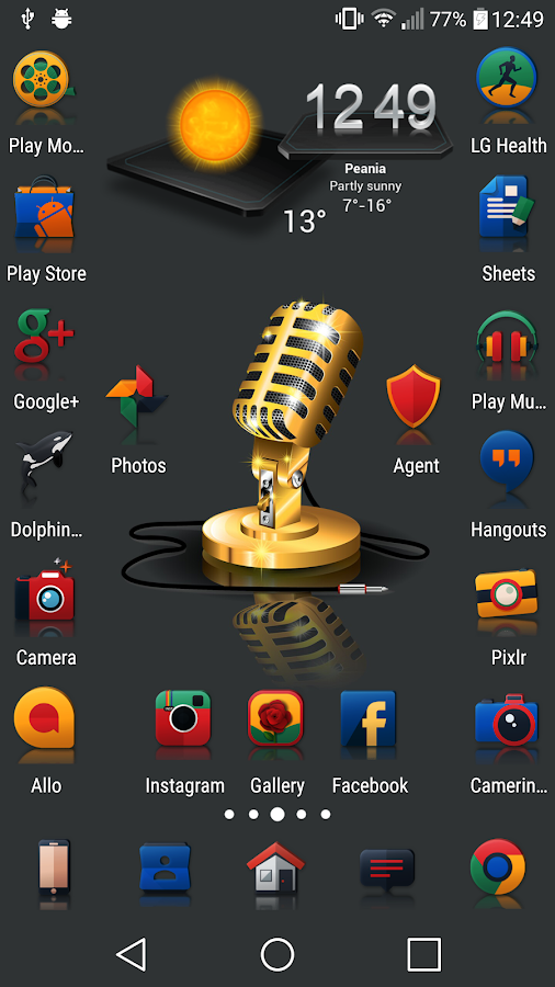 Reflector - Icon Pack Screenshot 6