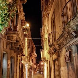 ...il ringo... by Domenico Liuzzi - City,  Street & Park  Historic Districts