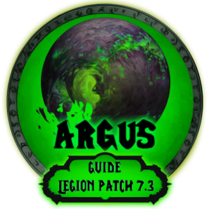 Guide Legion Patch 7.3