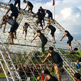 Spartan race  by Stanley Poh - Sports & Fitness Fitness