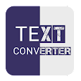 Text converter (текст символами)