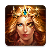 Clash Of Queens:Dragons Rise APK Icon