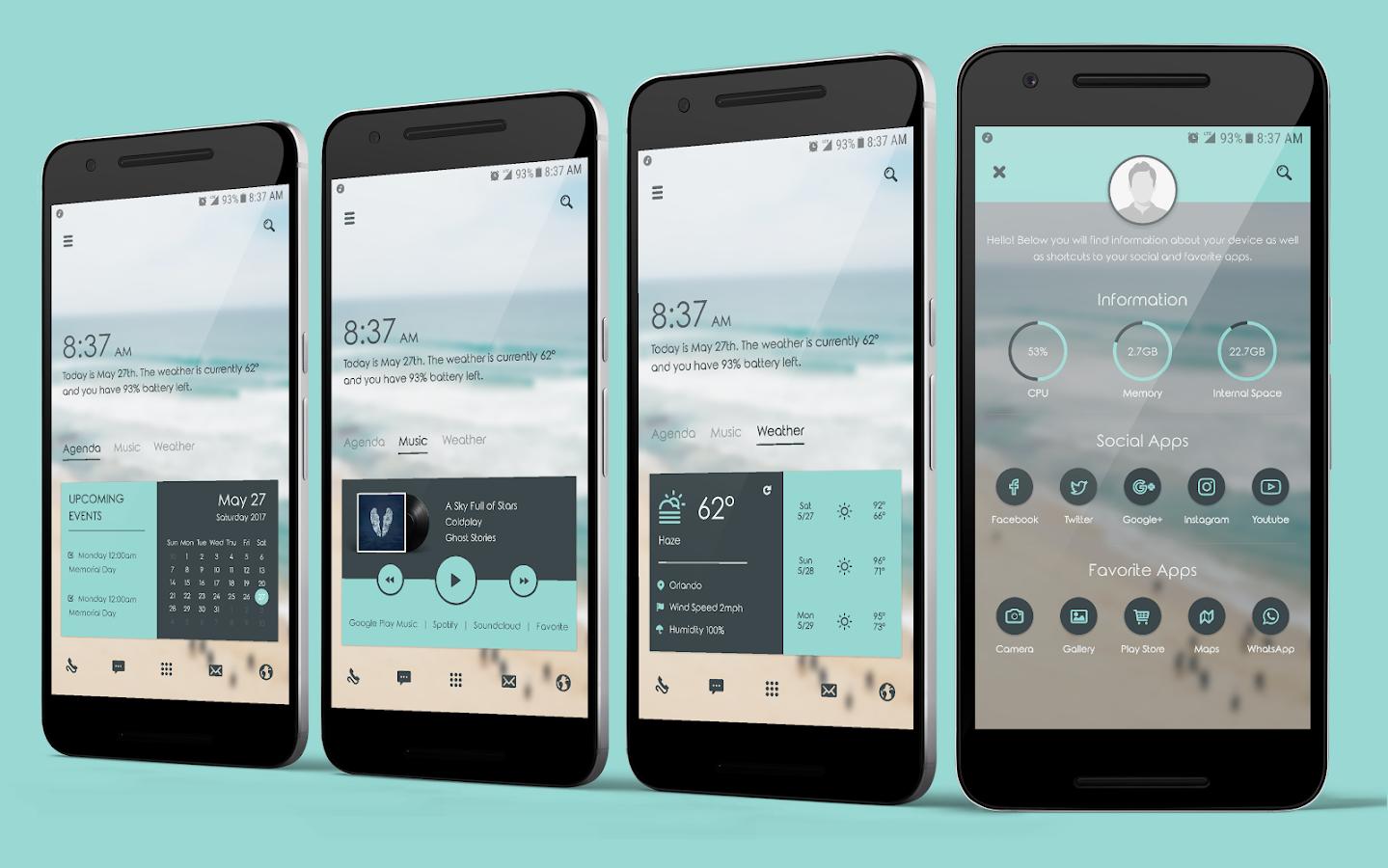 basecardshome f r klwp android apps download. Black Bedroom Furniture Sets. Home Design Ideas