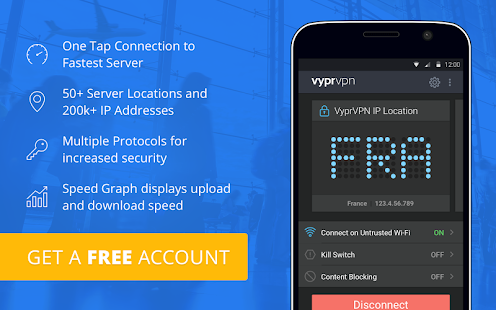Free Download VPN for Privacy VyprVPN APK for Samsung
