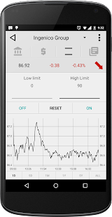 App Realtime Stock Exchange apk for kindle fire