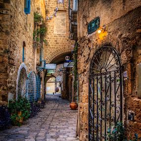 Old Yaffo,Tel Aviv by Jojo Valerio  - Buildings & Architecture Public & Historical