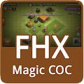 FHX Magic COC APK for Bluestacks