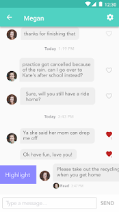 Quilt Family Messenger (Unreleased) - screenshot