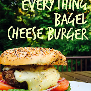 Bagel Burger Recipes