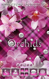 How to get Orchids Go Launcher  theme v1.0 unlimited apk for bluestacks