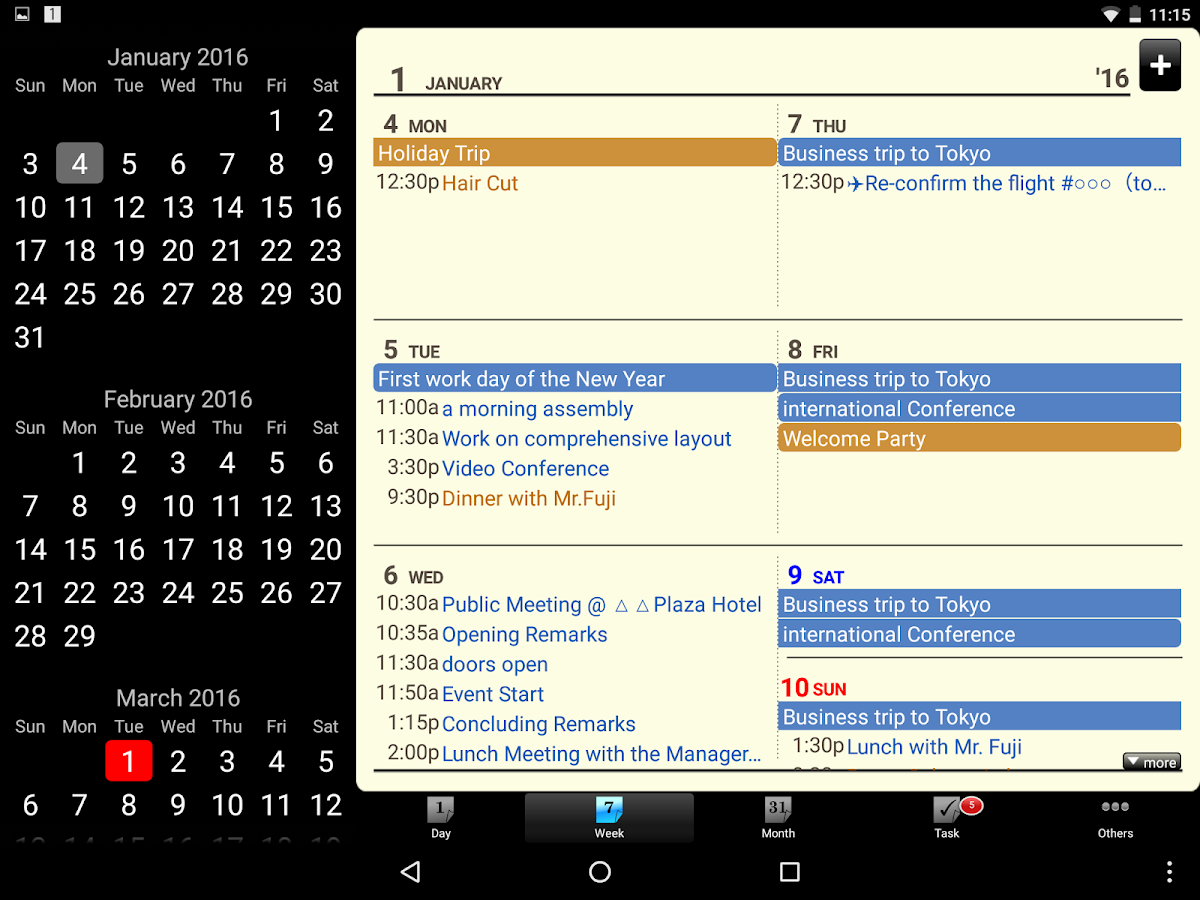 Refills(Planner App) Screenshot 9