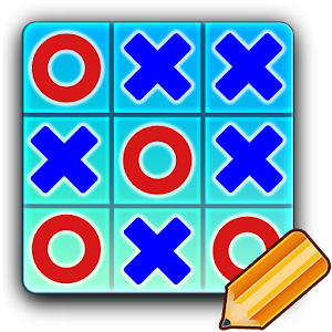 Cover art Tic Tac Toe Universe