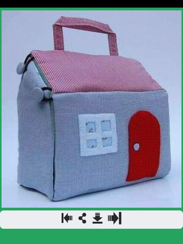 Как сделать из игрушки сумку