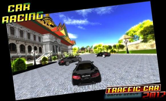 Traffic Car 2017 Racer Heavy Speedy Highway apk screenshot