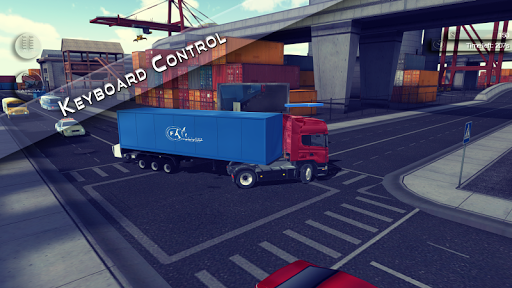 Real Truck Simulator 3D Full - screenshot