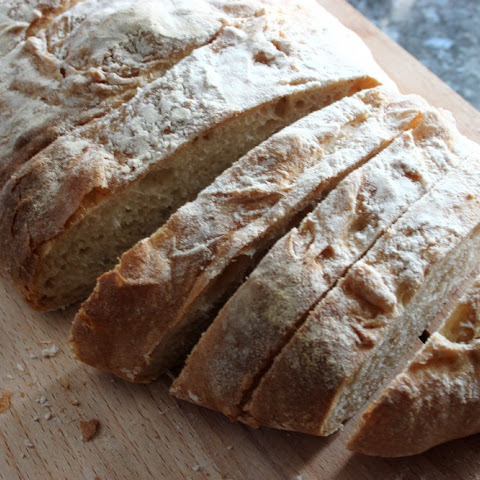 Pan Rustico – Spanish Country Bread