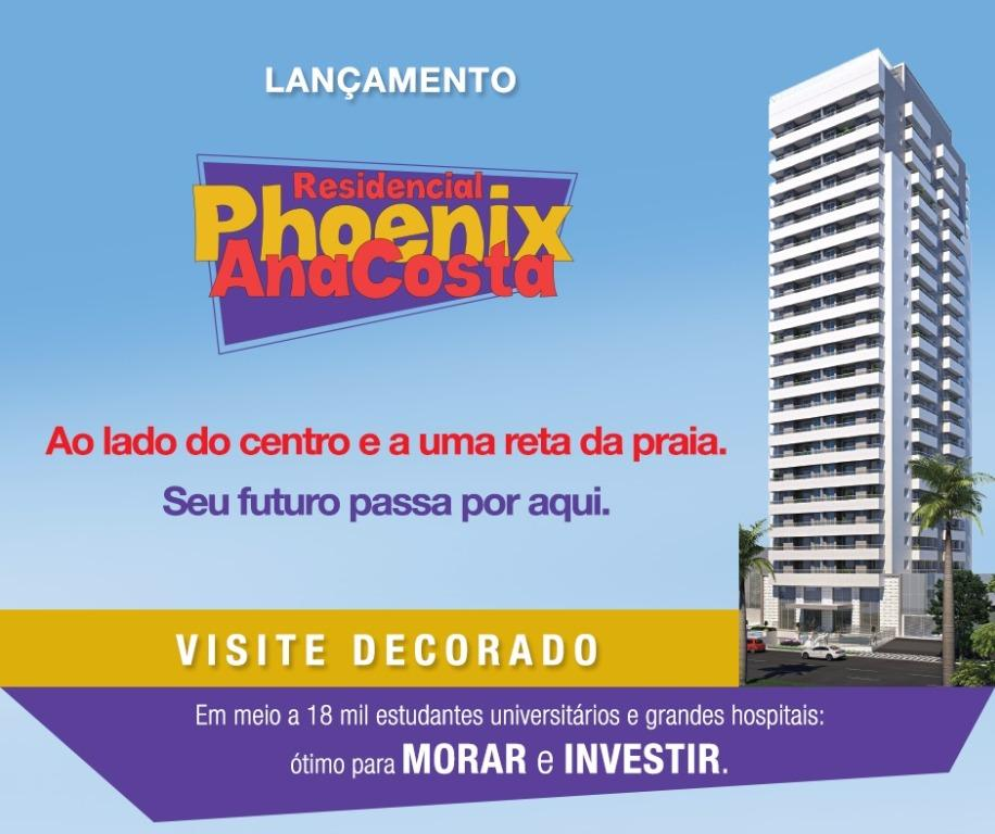 Im�vel: AMG Riviera - Apto 1 Dorm, Gonzaga, Santos