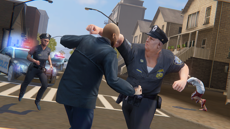 Grand Crime Gangster Screenshot 3