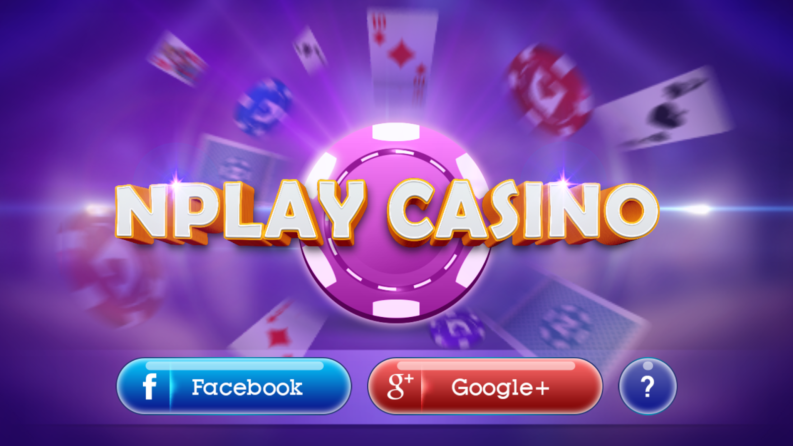 NPlay Casino Screenshot