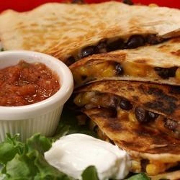 black bean quesadilla quesadilla seasoning mix recipes yummly chicken ...