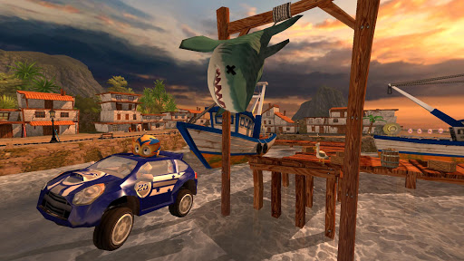 Beach Buggy Racing screenshot 5