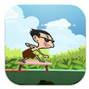 Mr-Bean Super jump Adventure