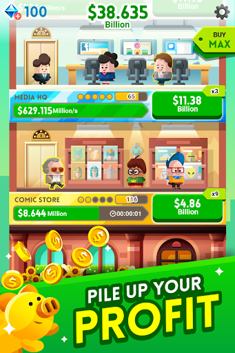 Cash, Inc. Fame & Fortune Game For PC