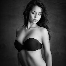 Lydia by Rex Jones - Nudes & Boudoir Boudoir ( body, boudoir photography, sexy, woman, boudoir, beautiful, bodyscape, beauty, sensual )