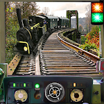 Train driving Simulator free 1.6 Apk