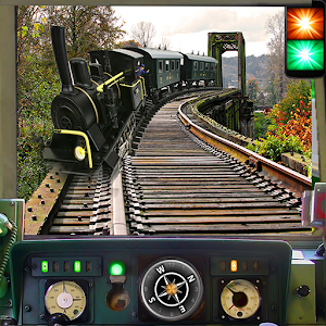 Train driving Simulator free