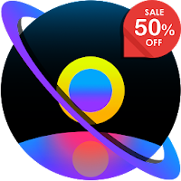 Planet O  Icon Pack on PC / Windows 7.8.10 & MAC