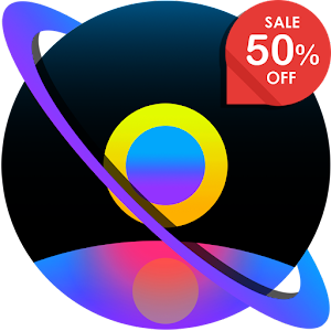 Planet O - Icon Pack PC Download / Windows 7.8.10 / MAC
