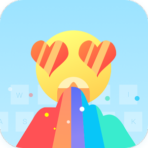 FUN Keyboard - Cute Emoji, Emoticon & GIF