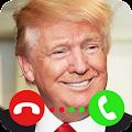 Fake Call - Donald Trump Call APK for Bluestacks
