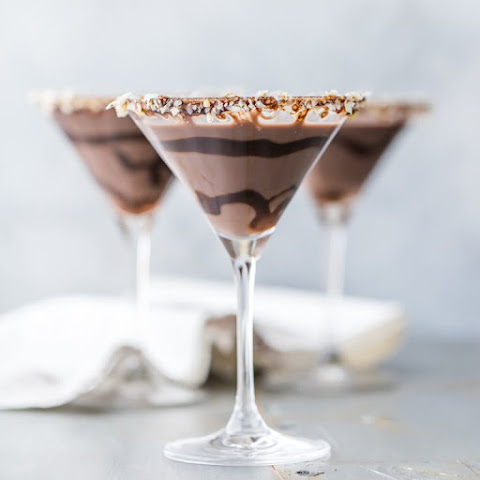 German Chocolate Cake Martini