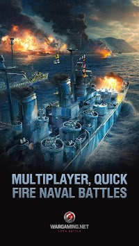 World Of Warships Blitz APK screenshot thumbnail 14