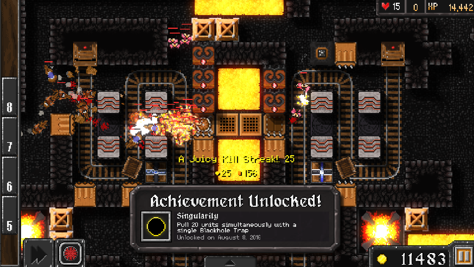 Dungeon Warfare Screenshot 3