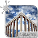 Roman Temple Animated Keyboard Icon