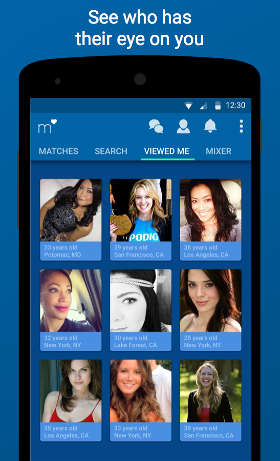 Match™ Dating - Meet Singles Screenshot 4