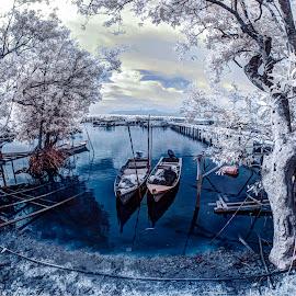 by Bert Wastelife - Digital Art Places