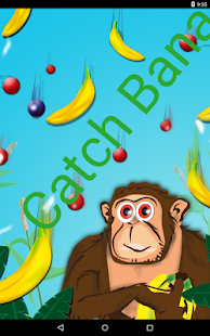 Catch Bananas - screenshot