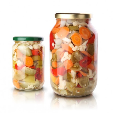 "Mixed pickles ""Vegetable garden"""