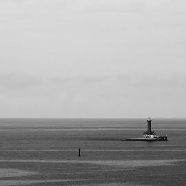 by Noel Kapica - Black & White Landscapes