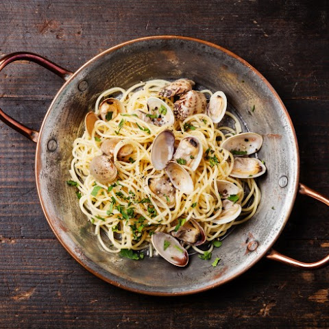 Pasta With Fresh Littleneck Clams