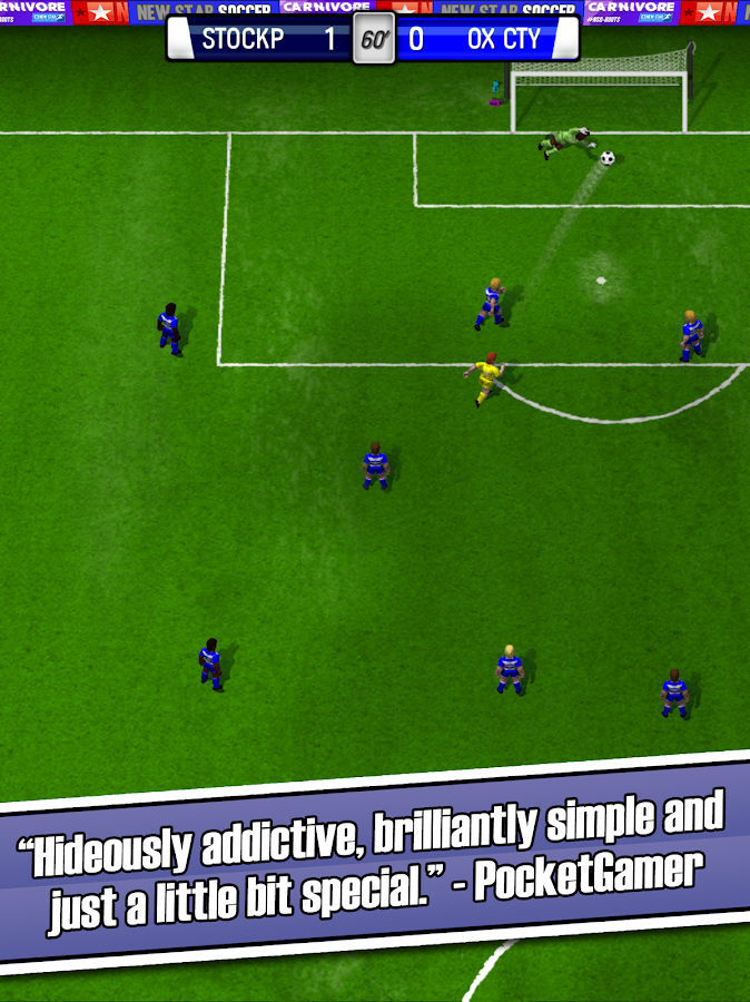 New Star Soccer Screenshot 18