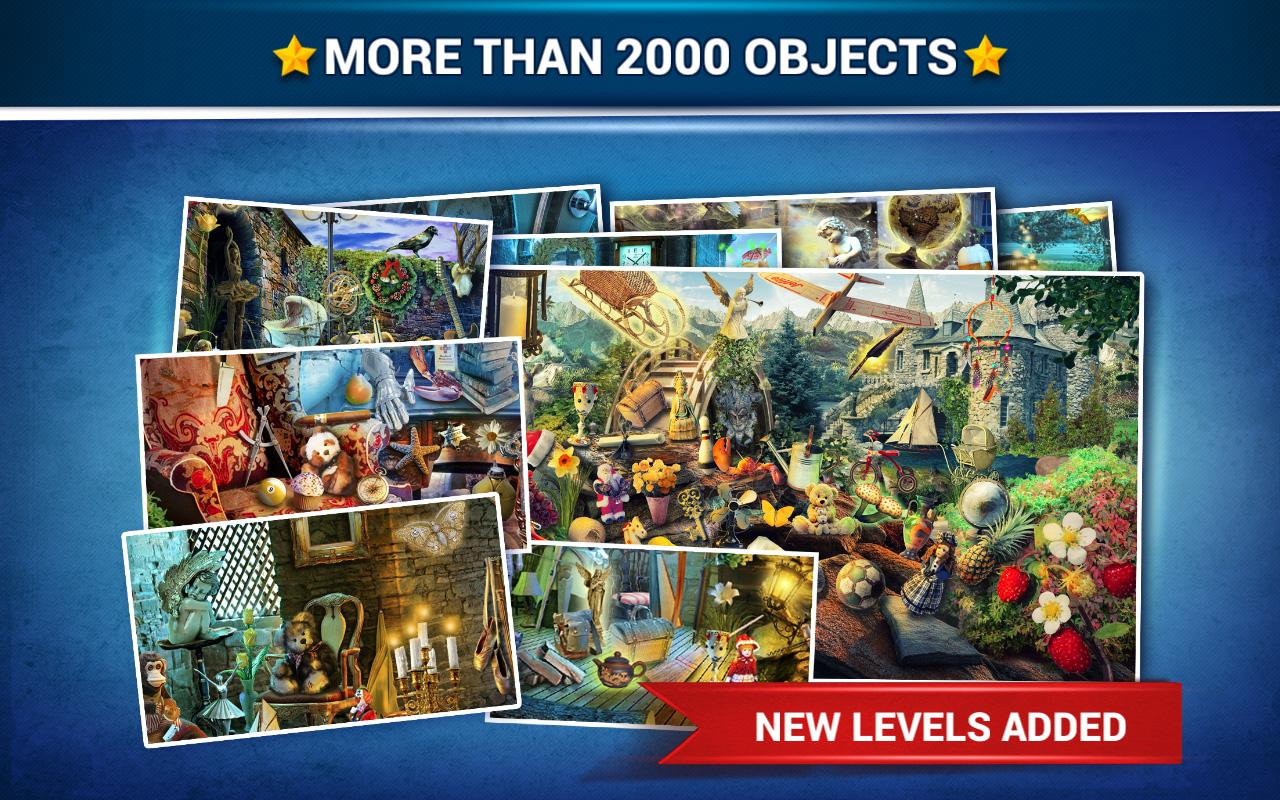 Hidden Object Enchanted Castle Screenshot 2