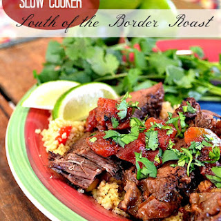 {Slow Cooker} South of the Border Roast